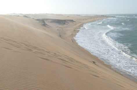 Désert de la Guajira, les dunes de Taroa -