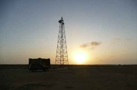 Désert de la Guajira, le phare de Punta Gallinas -