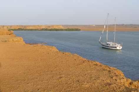 Désert de la Guajira, bahia Hondita -