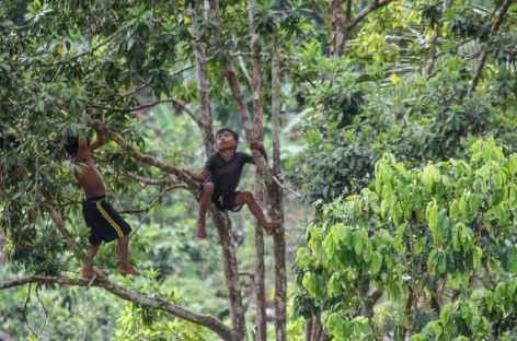 Village Embera - Colombie -