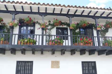 Colombie, Villa de Leyva -