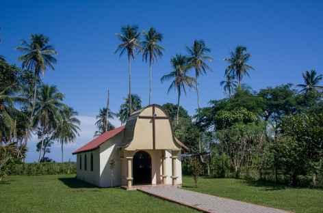 L'église de Tortugero - Costa Rica -