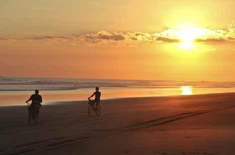 Coucher de soleil sur le Pacifique - Costa Rica -