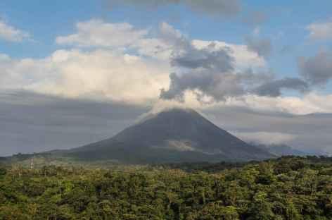 Belle vue sur le volcan Arenal - Costa Rica -