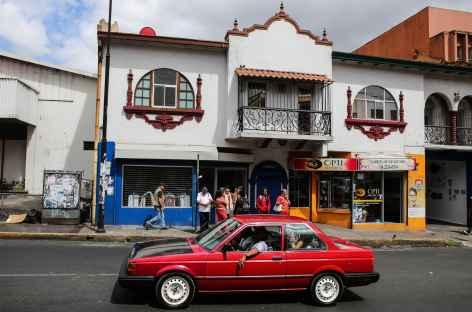 Balade dans San José - Costa Rica -