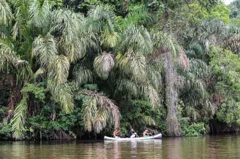 Sur les canaux de Tortugero - Costa Rica -