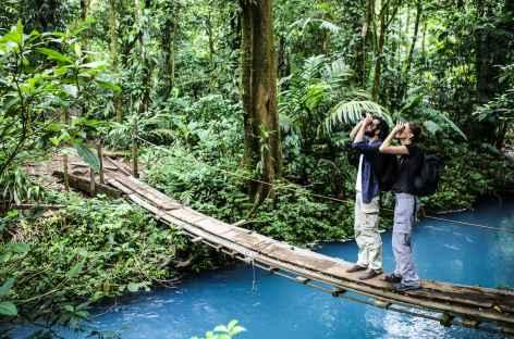 Balade dans le parc national du volcan Tenorio - Costa Rica -