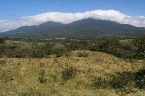 Arrivée au pied du volcan Tenorio - Costa Rica -
