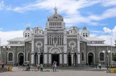 La basilique de Cartago - Costa Rica -