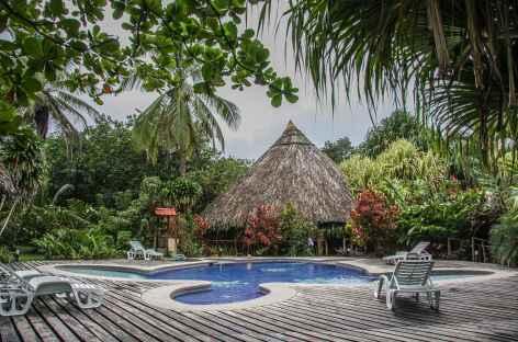 Notre lodge de charme à Tortugero - Costa Rica -