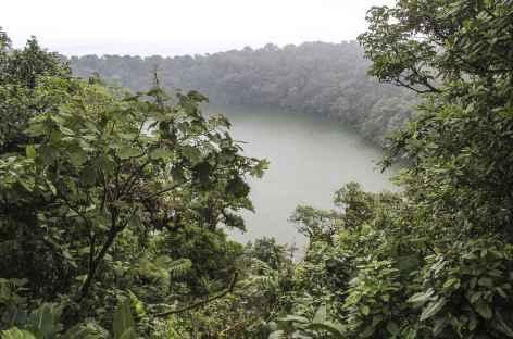 Le lac de cratère du Cerro Chato - Costa Rica -