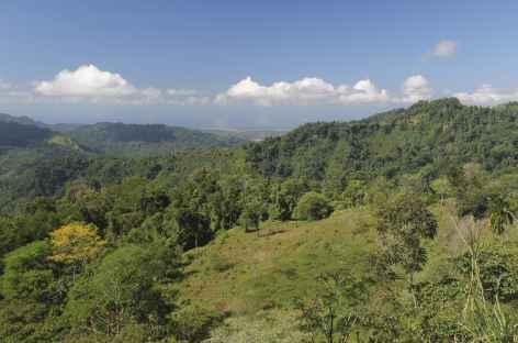 Descente vers Londres - Costa Rica -