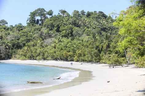Balade sur les plages du parc national Manuel Antonio - Costa Rica -