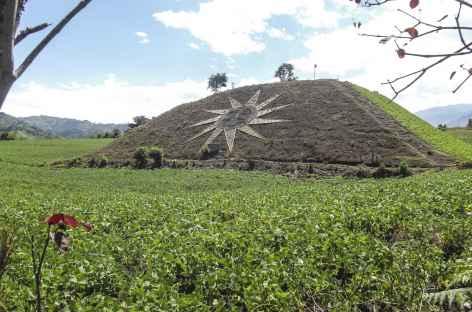 Intag, site cérémoniel sur la montagne Gualiman - Equateur -