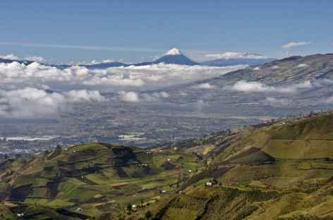La vallée des Volcans - Equateur -