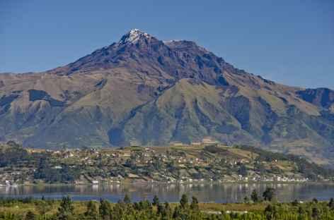 Paysage de la région d'Otavalo - Equateur -