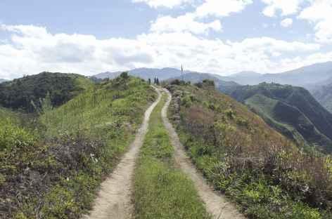 Intag, balade vers la montagne sacrée Gualiman - Equateur -