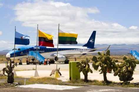 Aéroport des Galapagos - Equateur -