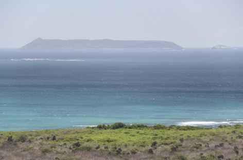 Archipel des Galapagos, l'île Tortuga au large d'Isabela (île Isabela) - Equateur -