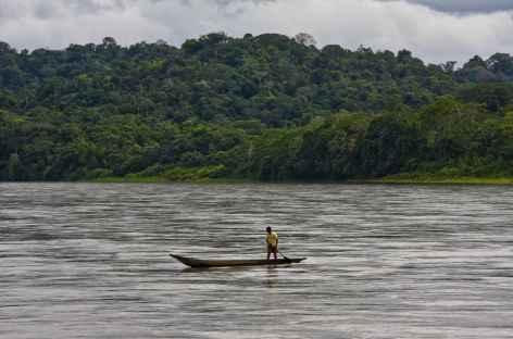 Balade sur les fleuves Amazoniens - Equateur -
