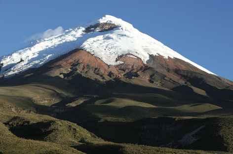 Le Cotopaxi (5897 m ) - Equateur -
