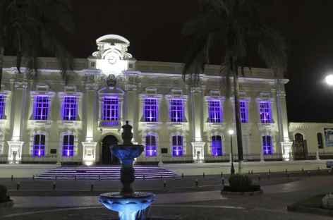 Quito la nuit - Equateur -