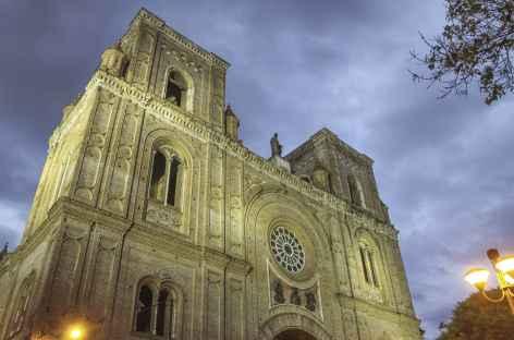 Cuenca la nuit - Equateur -