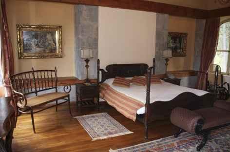 Une chambre à l'hacienda La Cienaga - Equateur -