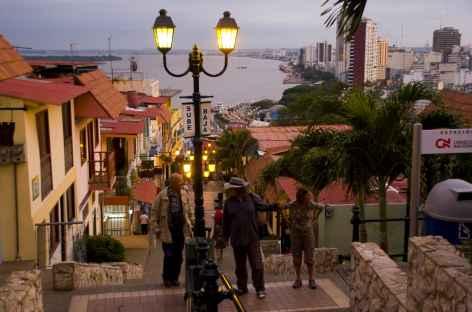 Balade à Guayaquil - Equateur -