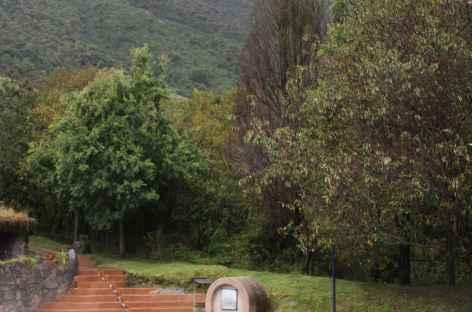 Thermes de Papallacta - Equateur -