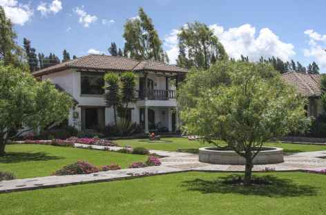 Hacienda Abraspungo - Equateur -