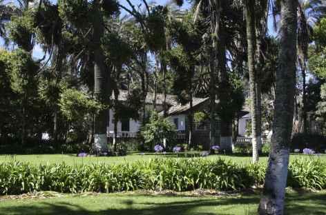 Hacienda Pinsaqui - Equateur -