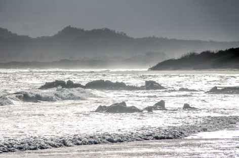 Fin de journée sur les plages d'Isabela - Equateur -