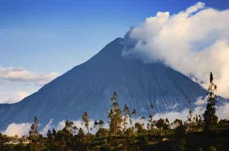 Volcan Tungurahua -