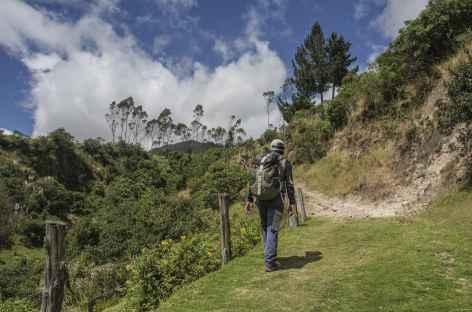 Trek entre Chugchilan et Quilotoa - Equateur -
