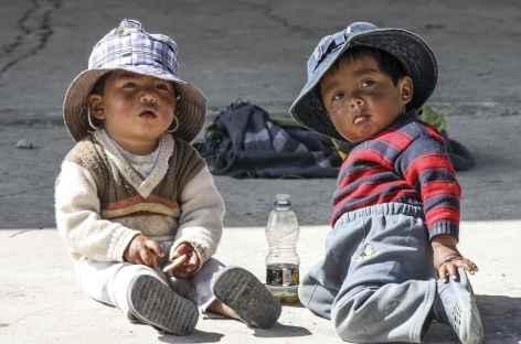 Rencontre dans les Andes - Equateur -