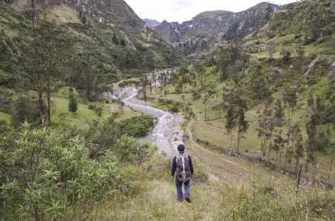 Trek entre Isinlivi et Chugchilan - Equateur -