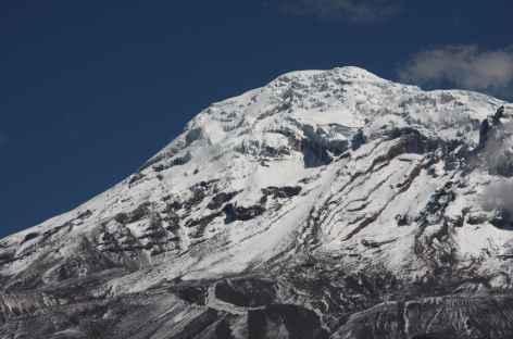 Marche autour du Chimborazo - Equateur -