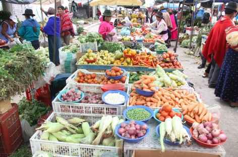 Marché de Saquisili - Equateur -