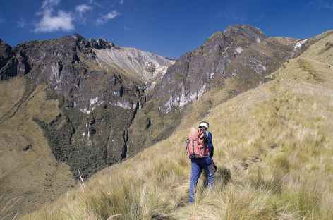 Ascension du volcan Imbabura (4630 m) - Equateur -