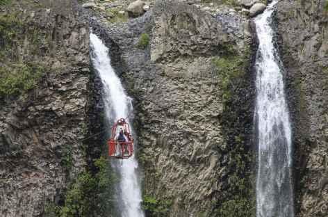 Balade vers les cascades de Banos - Equateur -