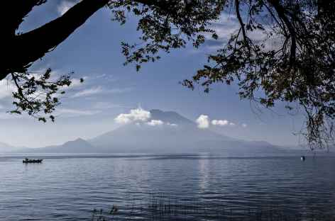 Le lac Atitlan - Guatemala -