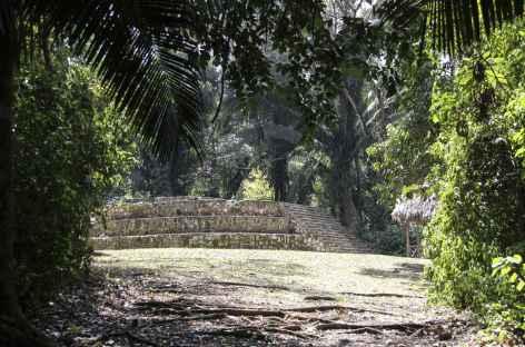 Le site Maya d'Aguateca - Guatemala -