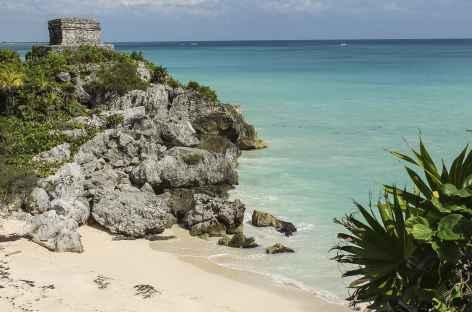 Le site Maya de Tulum - Mexique -