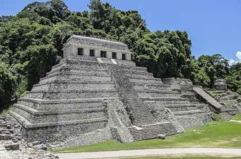 Visite du site Maya de Palenque - Mexique -
