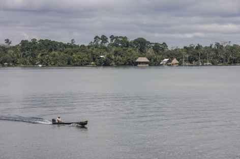 Le rio Dulce - Guatemala -