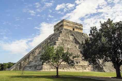 Le site Maya de Chichen Itza - Mexique -