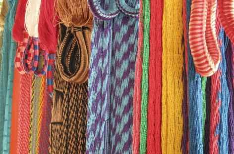 Un vendeur de hamac - Mexique -