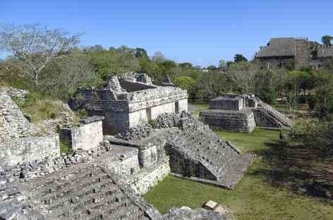 Le site Maya d'Ek Balam - Mexique -