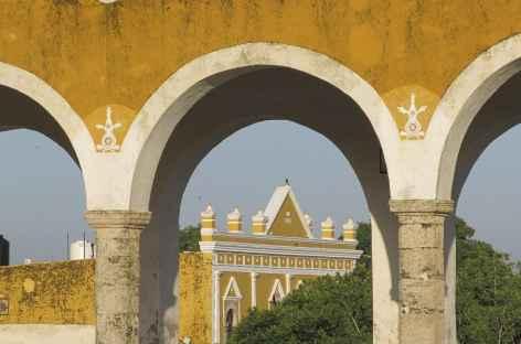 La ville coloniale d'Izamal - Mexique -
